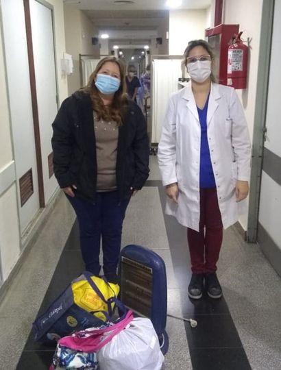 Pacientes recuperados: juninenses que le ganaron la batalla al coronavirus