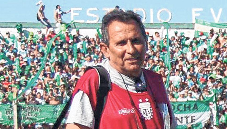 "Osvaldo ""el Flaco"" Danunzio."