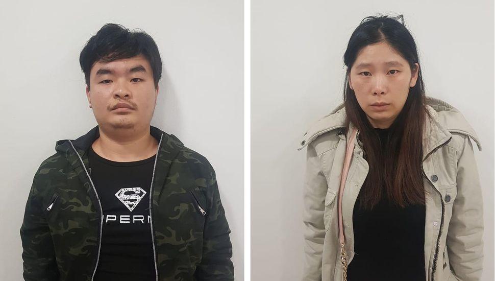 ÚLTIMO MOMENTO: cayeron en Dubai los acusados del triple crimen de los chinos