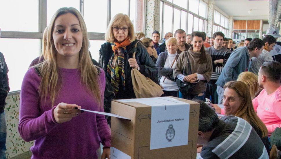 """Ricchini: """"Es una elección muy importante para el país"""""""