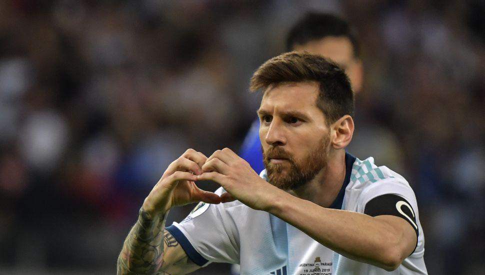 Argentina empató con Paraguay y ahora Qatar es la única esperanza de clasificarse a cuartos de final