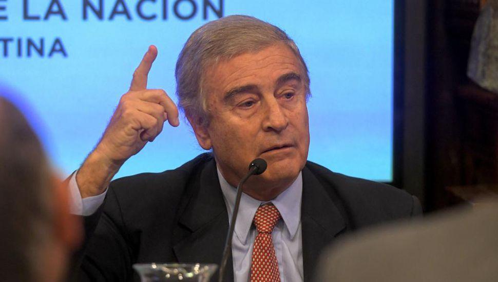 Oscar Aguad defendió ante la Justicia  el acuerdo con el Correo Argentino