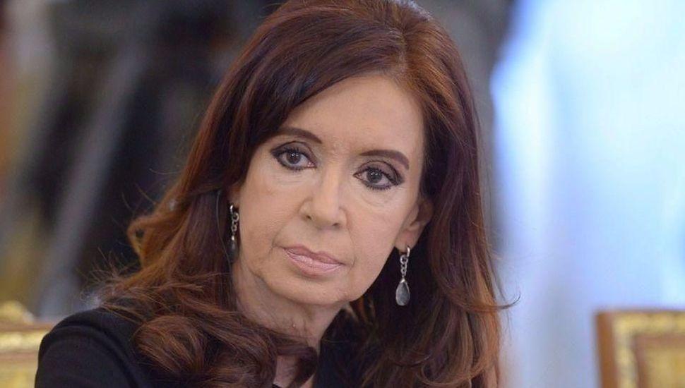 Cristina Kirchner pidió ir a juicio por el supuesto direccionamiento de la obra pública