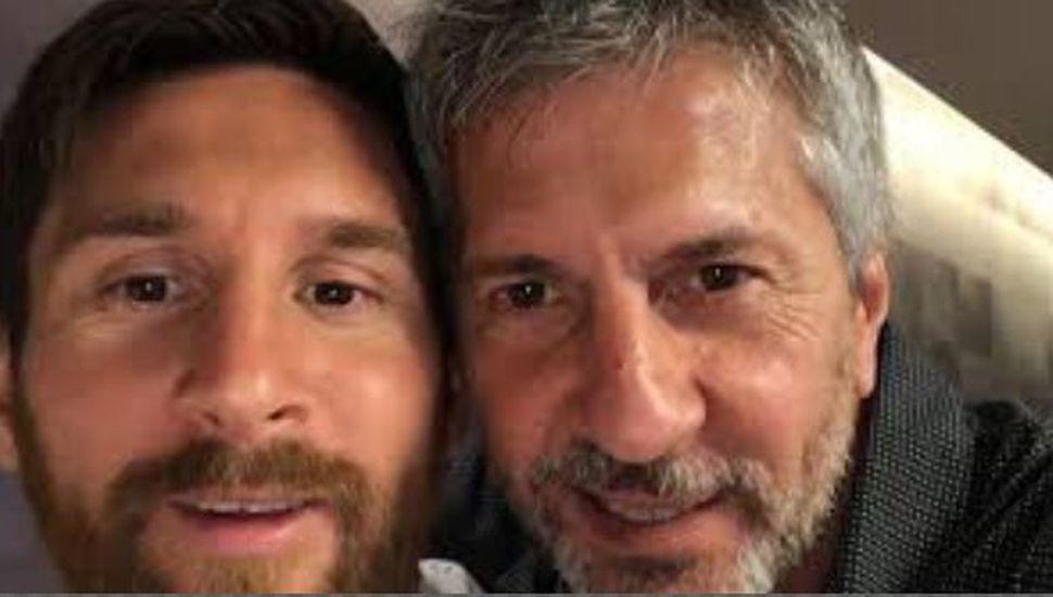 El padre de Lionel Messi fue demorado luego de atropellar a un motociclista