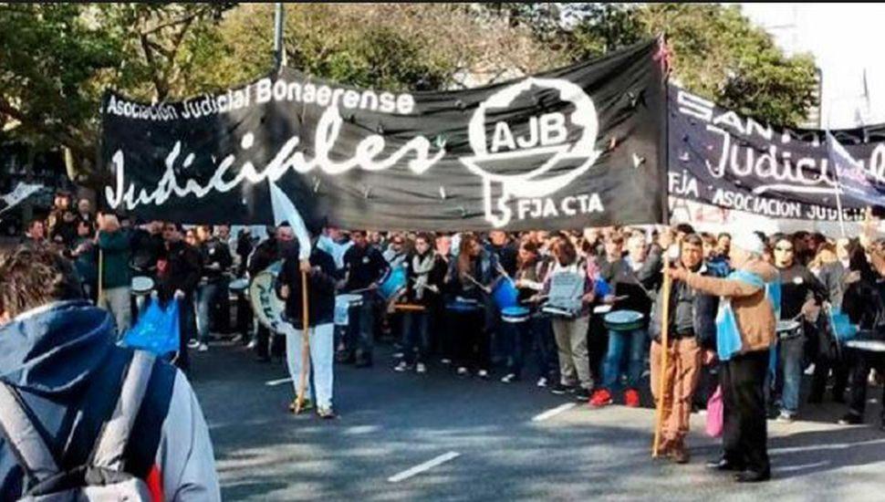 Paritarias 2019: Vidal recibe a los trabajadores judiciales