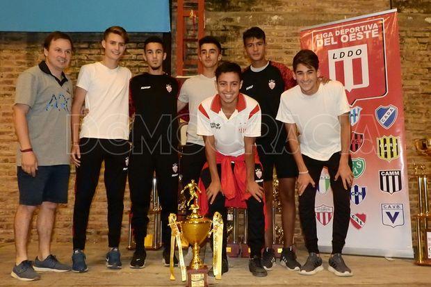 Premiaron a los campeones del Torneo Clausura 2019