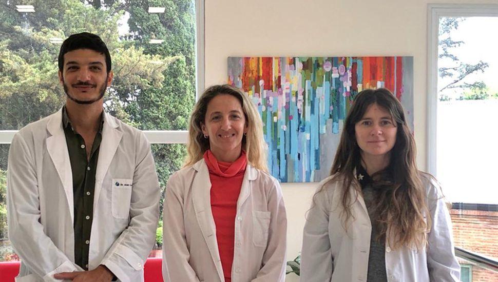 El equipo de profesionales de Clínica La Pequeña Familia.