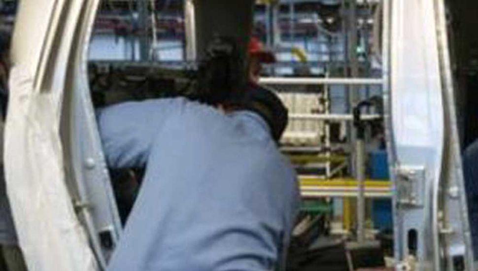 La industria funciona al 58,5% de su capacidad en el país