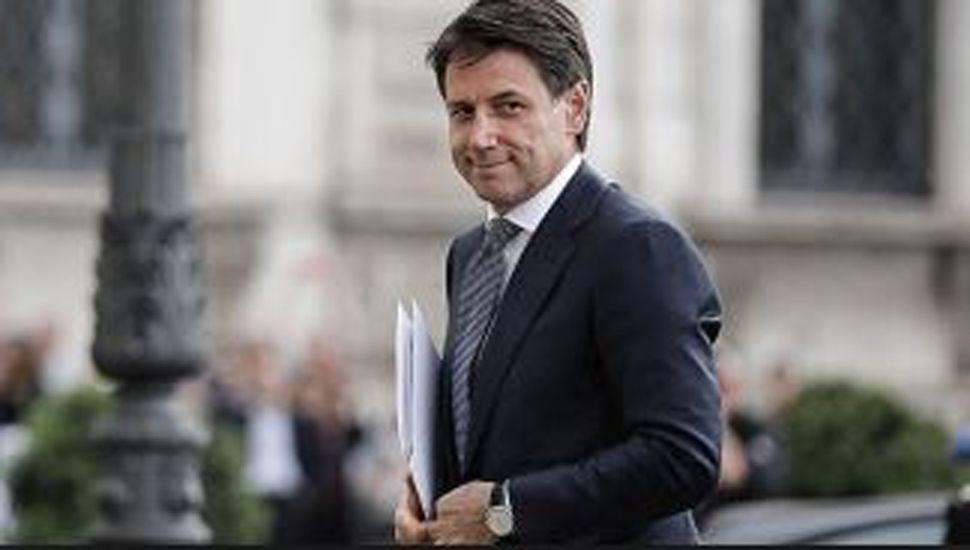 Aportes rusos: el premier italiano irá al Parlamento