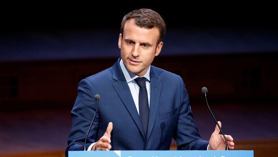 La fuerza de Macron ganó la mayoría absoluta de la Asamblea Nacional