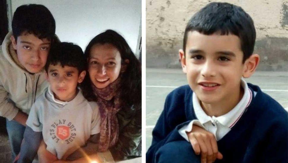 """""""Bauti"""", el nene que encontró una billetera  y recorrió 30 cuadras en bici para devolverla"""