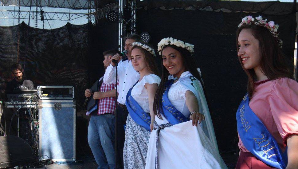 Flor del Pago y las Donosas.