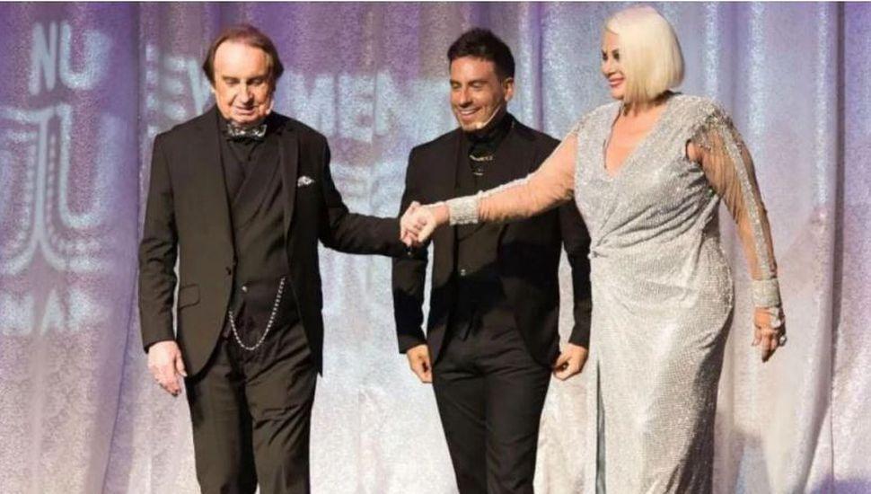 Santiago Bal se retiró de los escenarios y Carmen Barbieri reveló el verdadero motivo detrás de su decisión