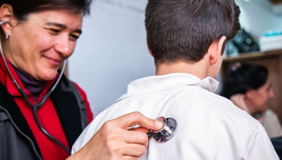 Comenzó a implementarse el Programa Nacional de Salud Escolar en las escuelas de Lincoln
