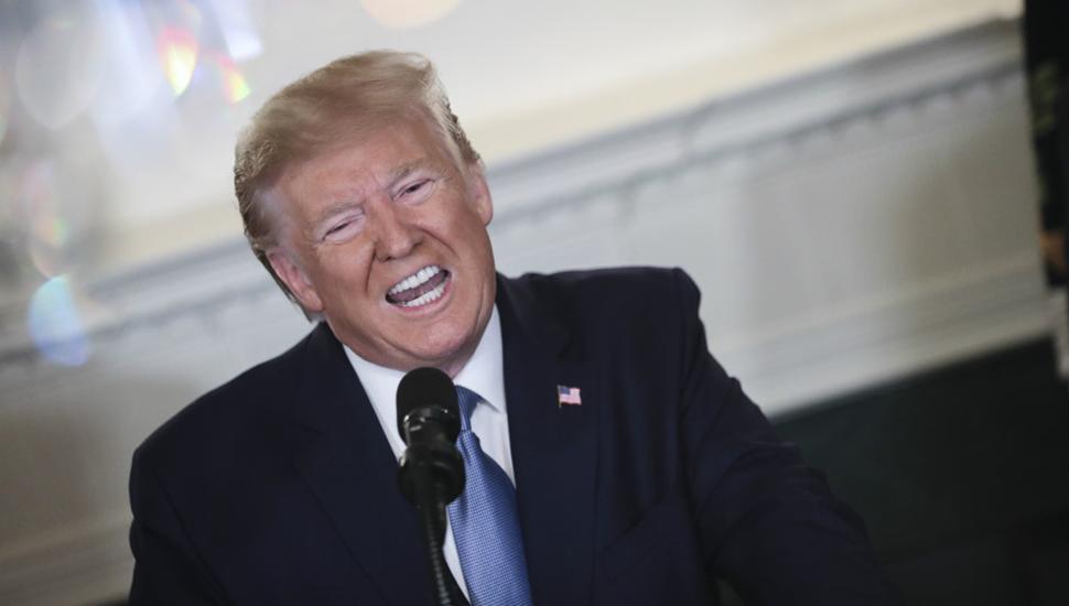 La oposición abre proceso de juicio político contra Trump
