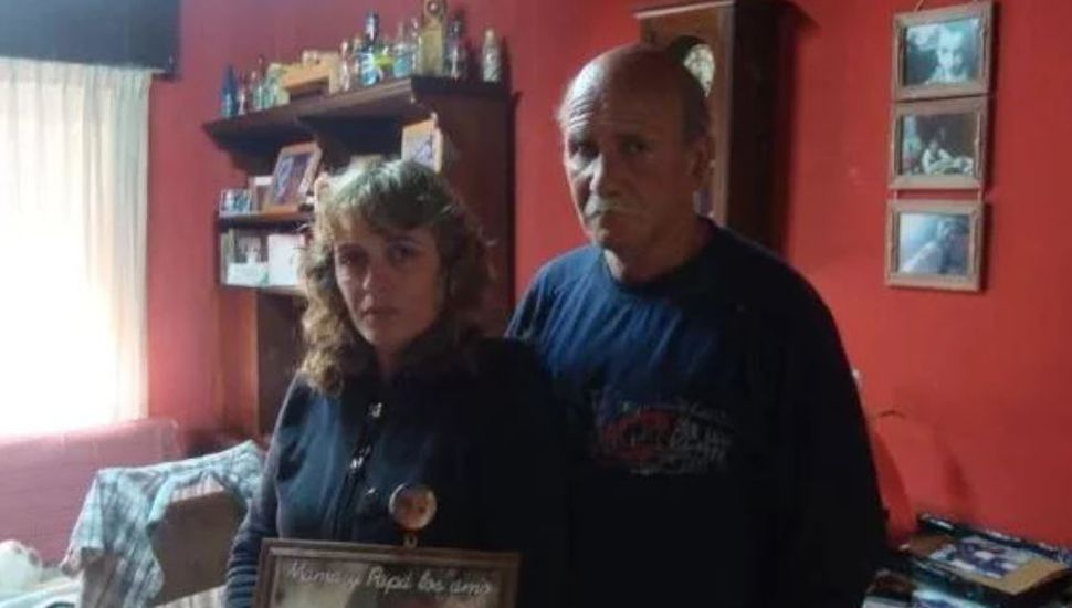 Pedía justicia por el asesinato de su hijo en Miramar y fue detenida por el crimen de su marido