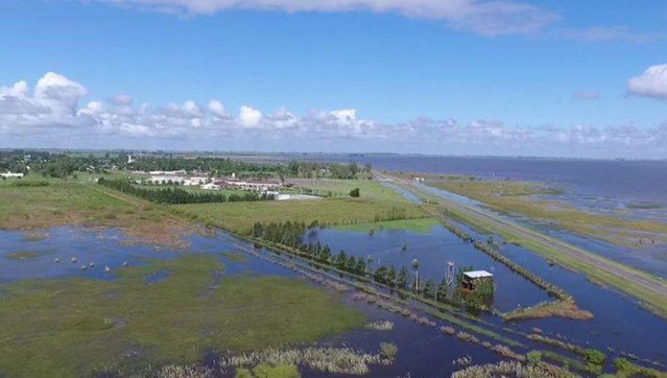 Expresan preocupación por un posible impacto de las inundaciones bonaerenses en precios de alimentos