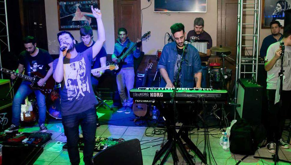"""""""Fisurado y Paranoico"""" de Junín, cierra el """"Génesis Rock"""" hoy en General Arenales."""