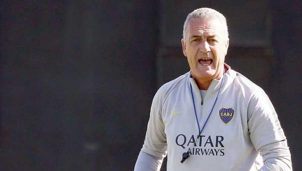 Alfaro guardará titulares contra  Aldosivi pensando en la Copa