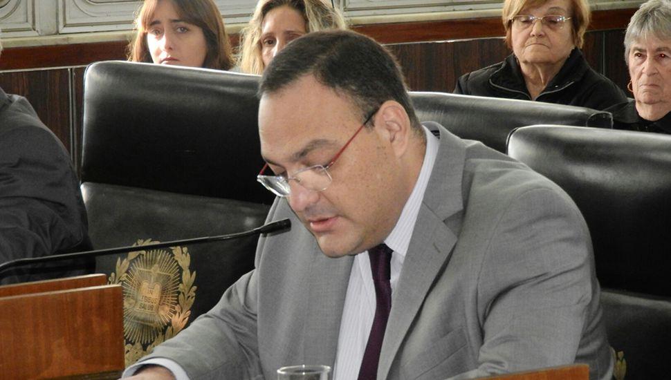 El fiscal Pedernera dijo que la Cámara resolverá después de la feria.