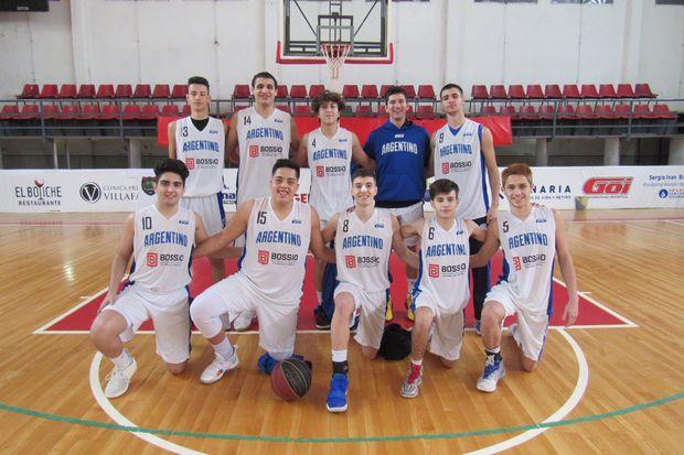 Plantel de U19 del club Argentino.