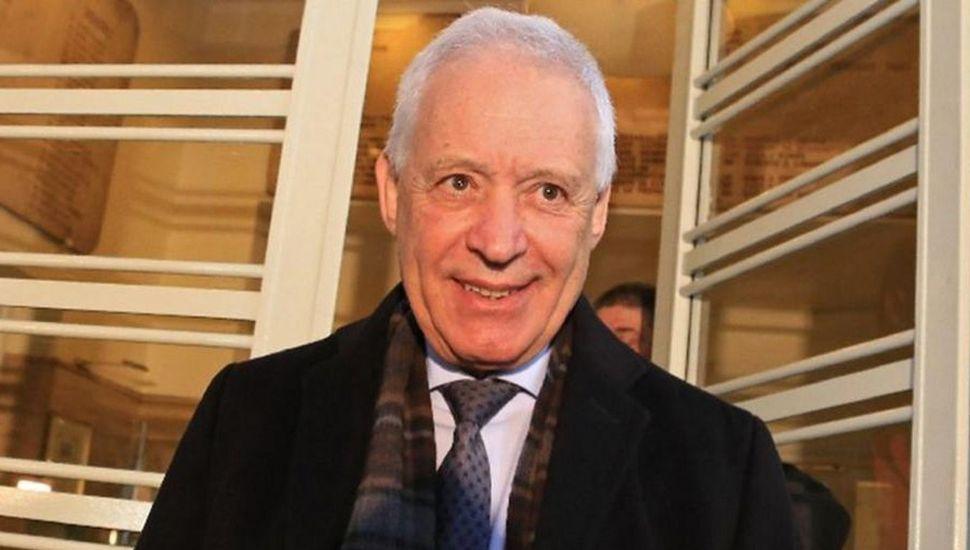 Víctor Blanco.