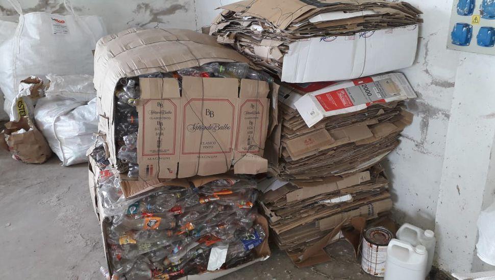 Arenales, Ferré y La Trinidad se suman al programa de reciclado