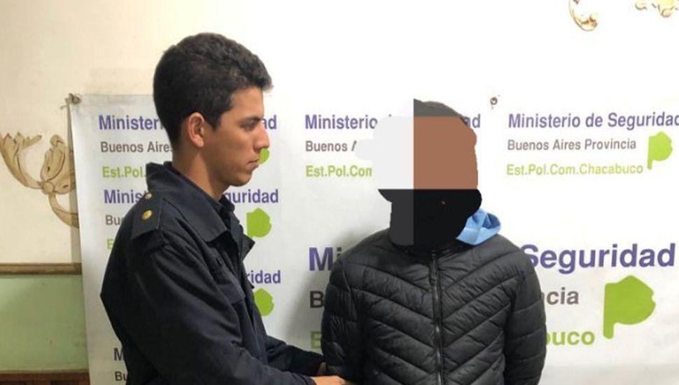 Detuvieron a un hombre por homicidio en Chacabuco