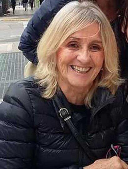 Raquel Petraglia.