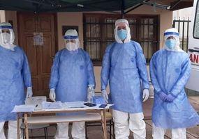 Un hombre murió por coronavirus en Arenales