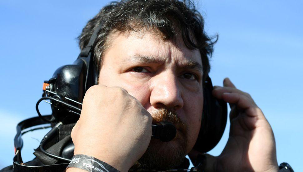 El juninense Sergio Raffaelli desembarca en el equipo Toyota Argentina.