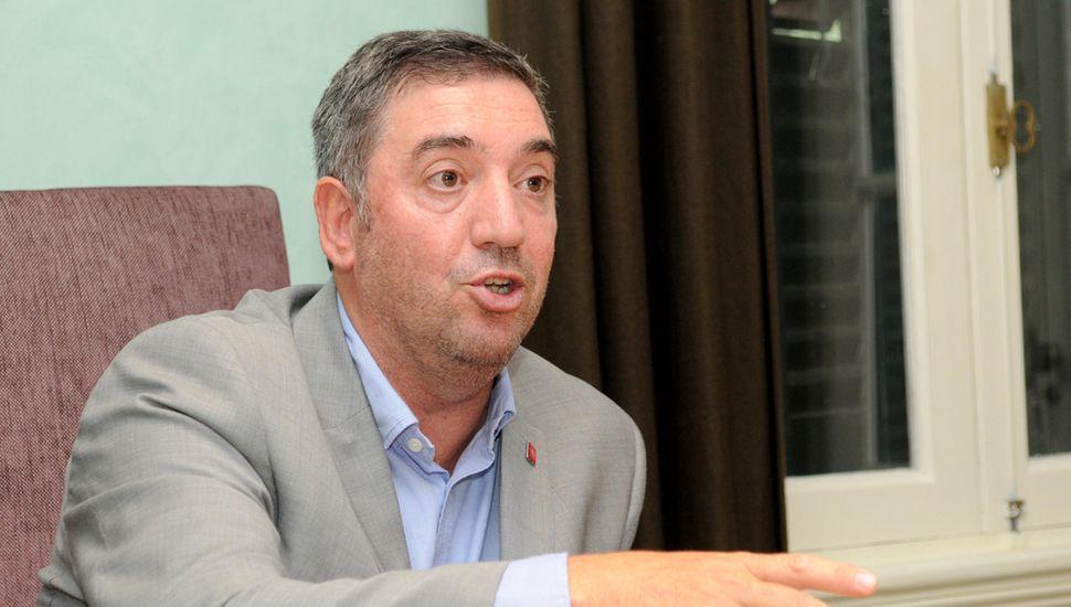 Guillermo Tamarit, rector de la Unnoba.