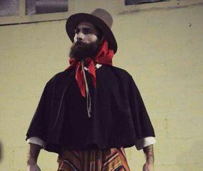 Matías Gallardo es un reconocido bailarín y malambista de nuestro medio que ganó en el festival de Cosquín en 2010.