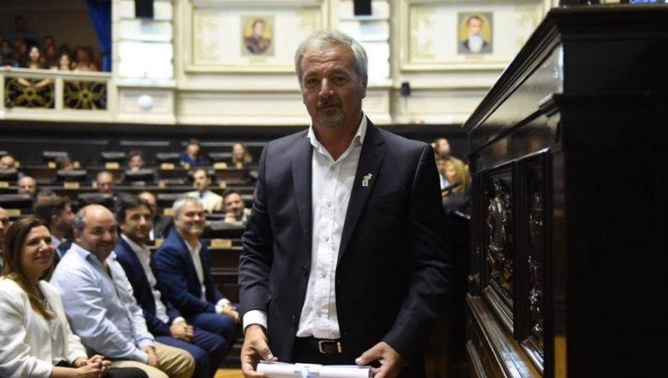 Rossi abre el año legislativo en Rojas