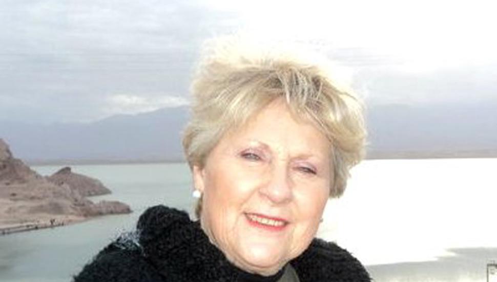 Gladys Hilgert.