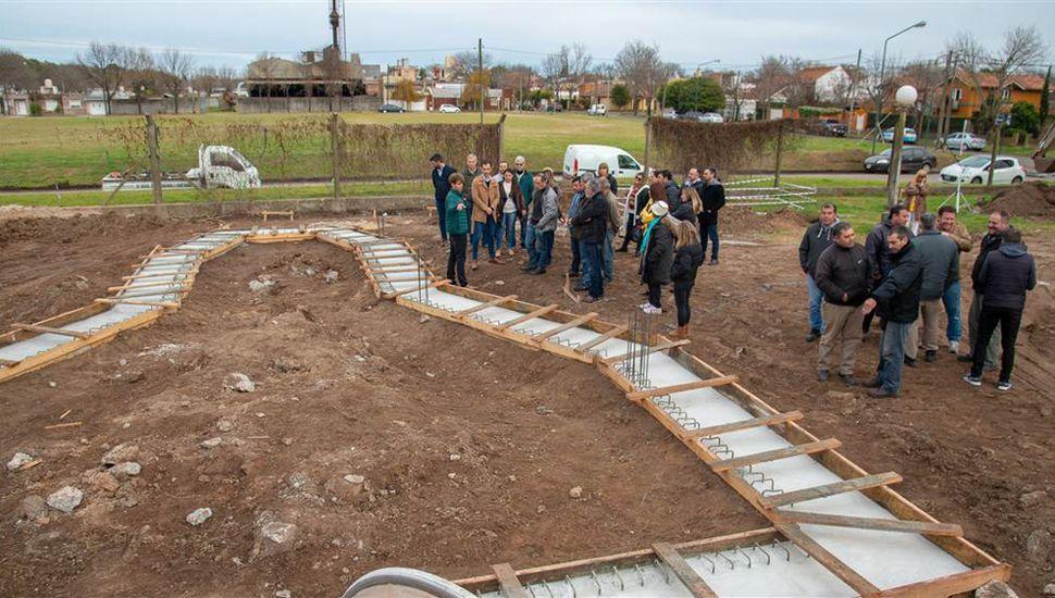 Junín: anuncian la construcción de una estación de bombeo de líquidos cloacales
