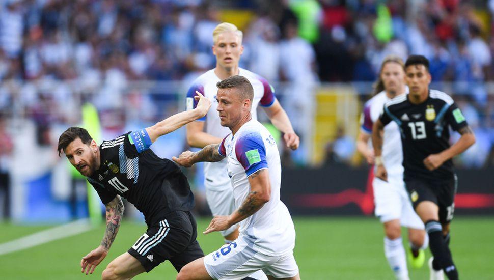 El empate de Argentina con Islandia fue pura frustración y preocupación