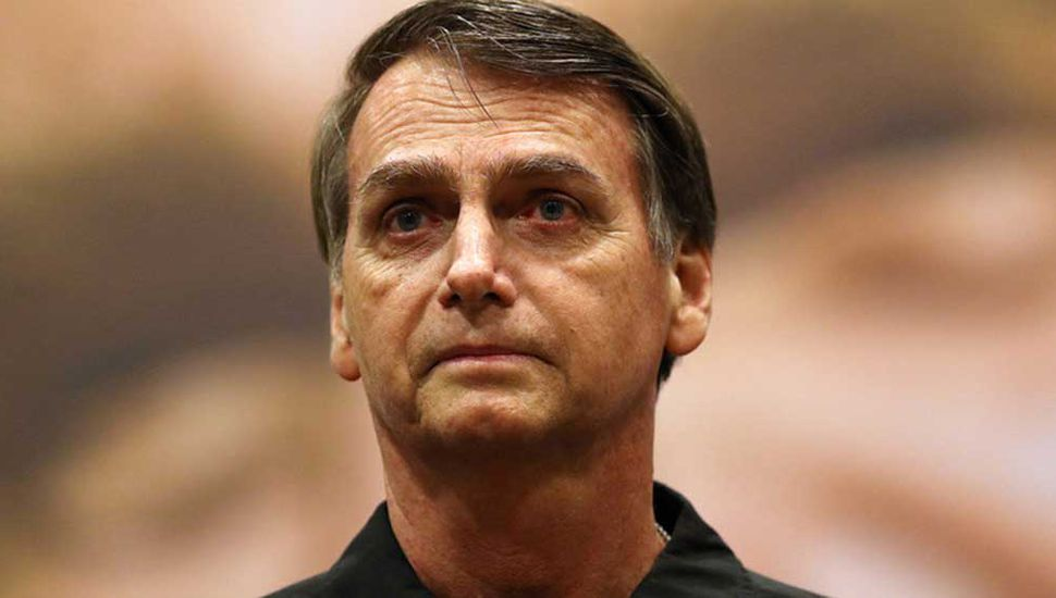 Jair Bolsonaro ya se ve ganador en la segunda vuelta presidencial en Brasil
