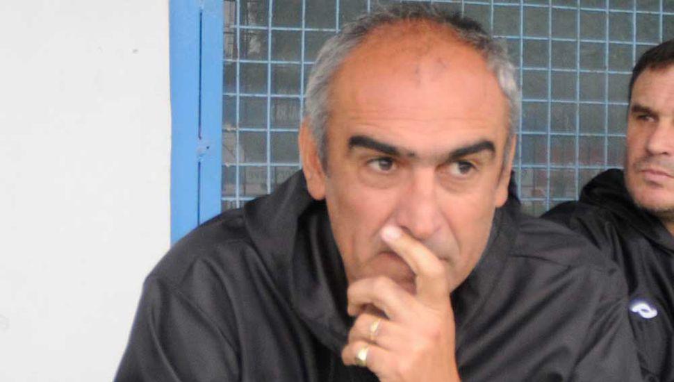 Sarmiento retomó el  trabajo y ya piensa en  Gimnasia de Mendoza
