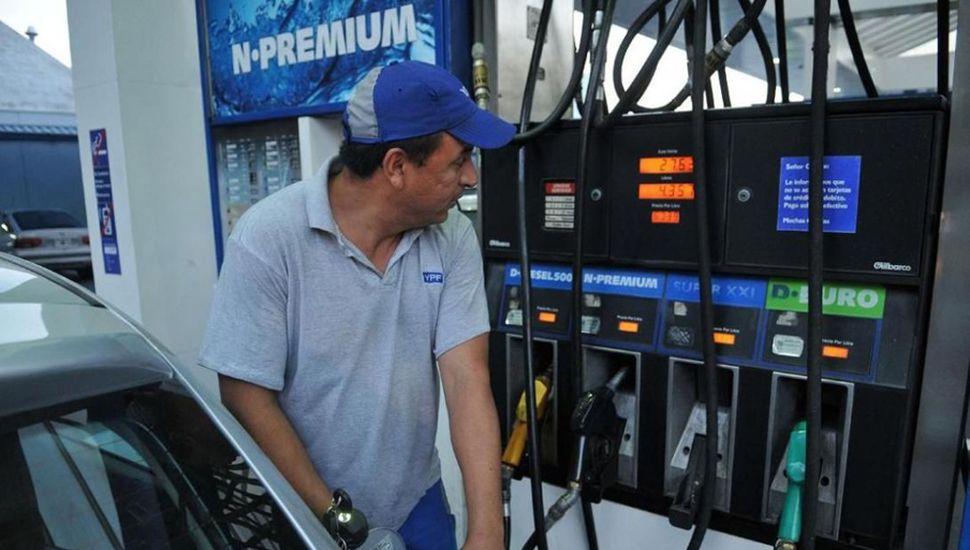 El impuesto iba a generar un nuevo aumento de los combustibles.