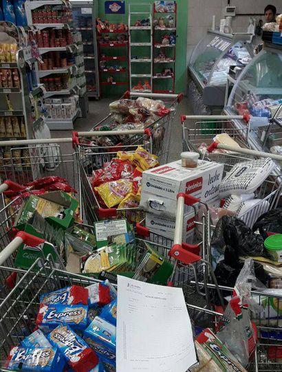 Realizan controles en supermercados de Junín