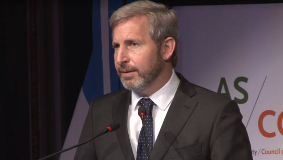 """El ministro Rogelio Frigerio admitió """"errores no forzados"""""""