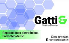 Servicio Técnico Gatti