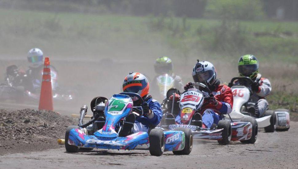 Final de 150 juveniles, Meli Gutiérrez Ayerbe, de Junín, y Villarrubia.