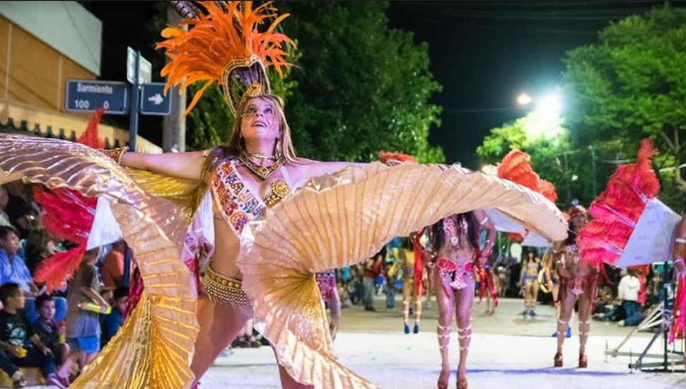Comienza el carnaval en Los Toldos