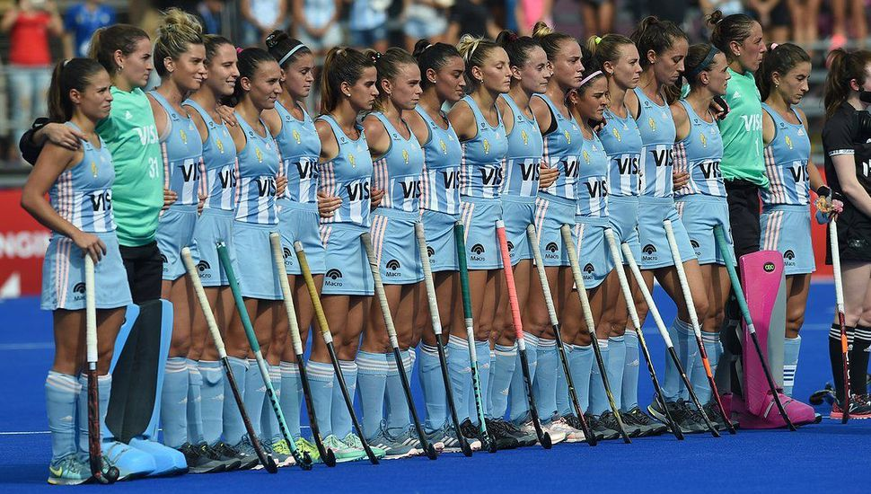 """""""Las Leonas"""" se miden el sábado contra Australia"""