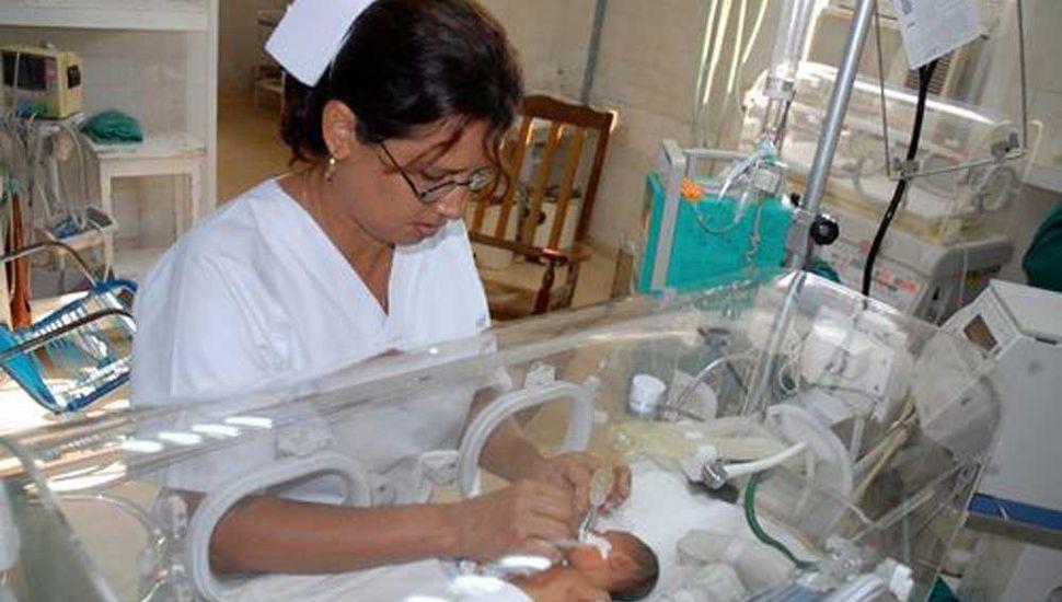 Enfermería neonatal.