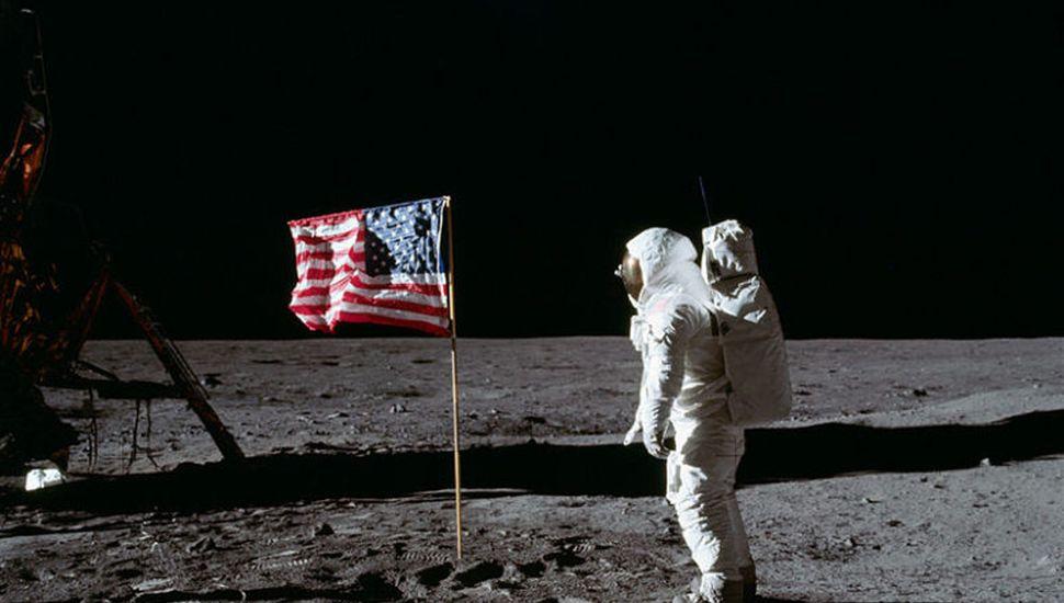 A 50 años, la Nasa celebra la llegada humana a la Luna