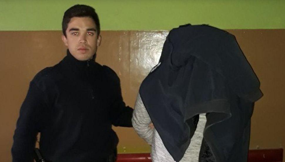 Detuvieron a un hombre de 37 años en Arenales