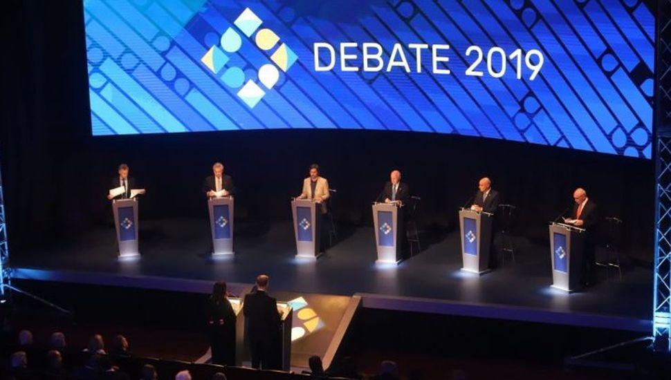 El debate que no fue